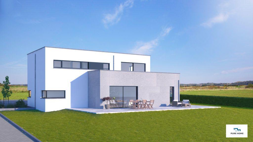 Maison personnalisée, entreprise de construction à Liège - Constructeur Belgique Fayenbois