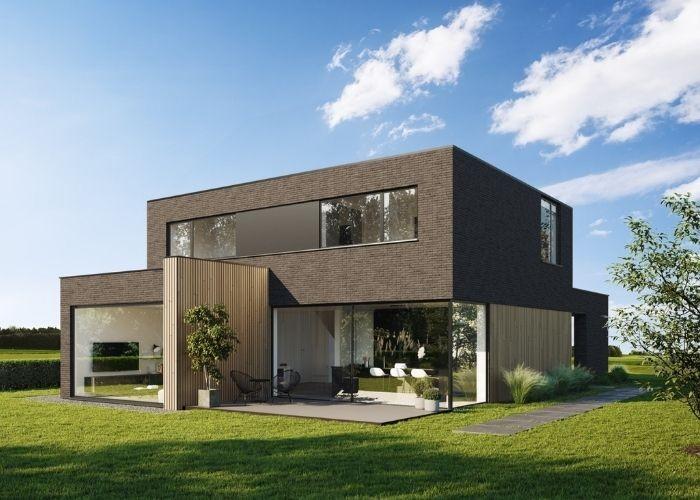 Terrain future construction personnalisée