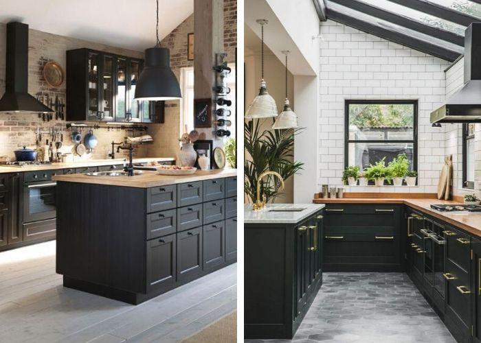 Aménagement d'une cuisine dans une maison sur mesure - Entreprise de construction belge