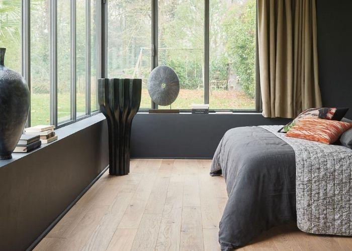 Baies vitrées - Maison sur mesure entreprise de construction Pure Home