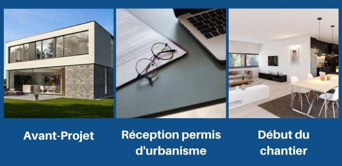 Chantier constructeur de maison en Belgique - Entreprise de construction à Liège