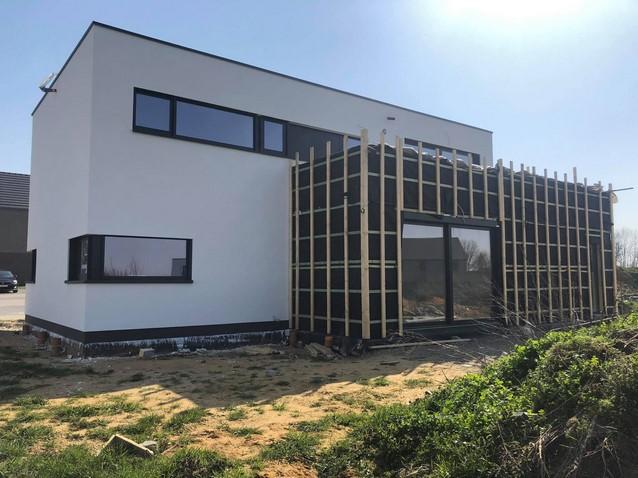 Durée de la construction d'une maison sur mesure en Belgique