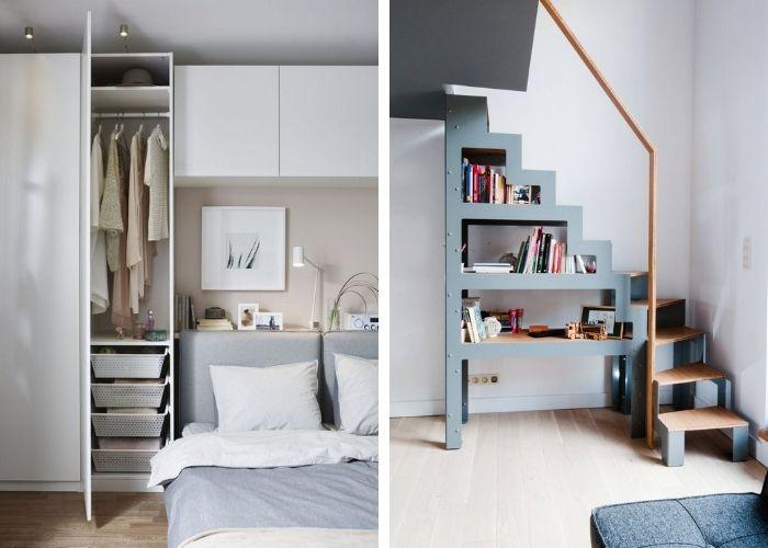 Maison sur mesure petits espaces
