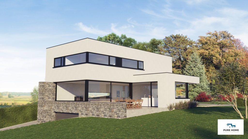 Maison sur mesure et zéro énergie - Entreprise de construction personnalisée à Liège