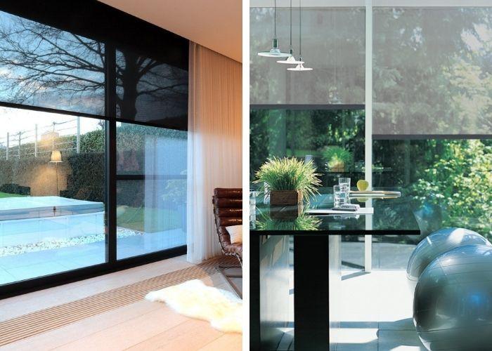 Store, protection solaire pour maison sur mesure