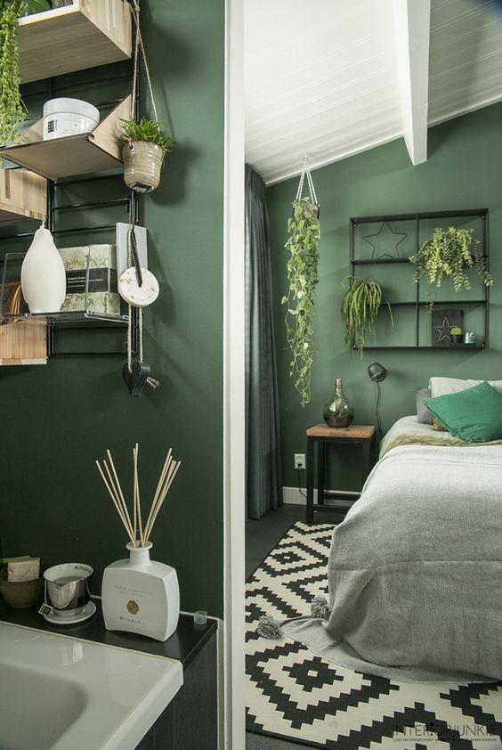 Tendances aménagement 2019, murs verts - Entreprise de construction