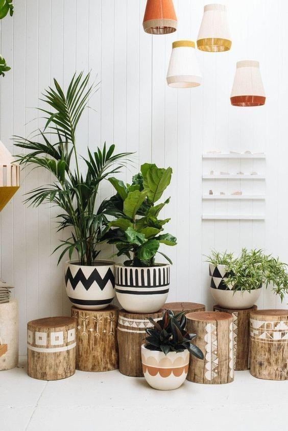Tendances décoration et aménagement 2019 plantes - Constructeur belge Pure Home