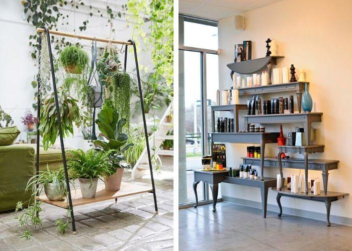 Upcycling - Transformation de vieux meubles