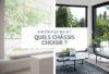 Quels châssis choisir pour une maison zéro énergie ?