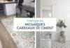 Tendances déco - Carreaux de ciment et mosaïques