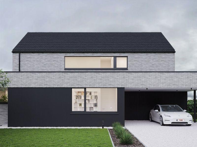 Matériaux d'une maison bio-écologique - Entreprise de construction Liège