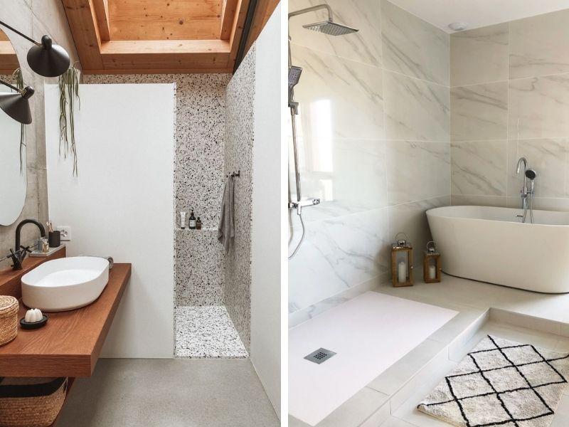 Aménagement de salle de bains - Entreprise de construction Liège