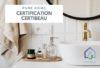 Certification CertIBEau - Entreprise de construction Liège