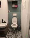 Transformation et extension d'une ancienne maison, Cerexhe, sanitaire